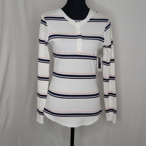 BP Half Button Sweater NWT